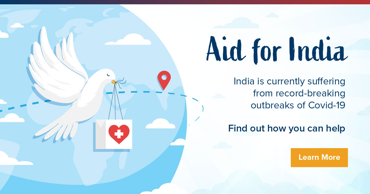 Aid for India